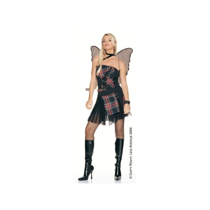 Punk Fairy Costume M/L ( 38/40 )