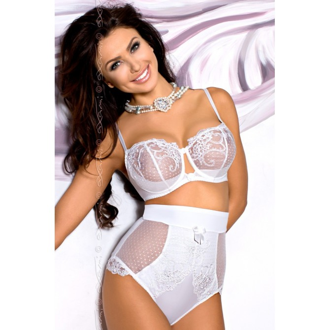 BH Set 5581 Big Soft BH und High Waist Slip
