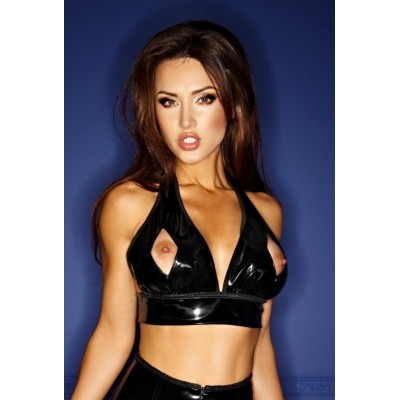 5XL PVC Top Nippelfrei
