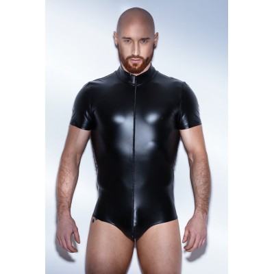 Wetlook Body mit 2-Wege Zipper